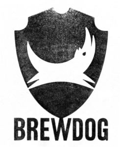 BREWDOG LOGO NEW