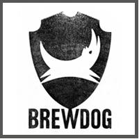 BrewDog grå ram