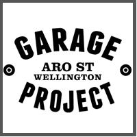 Garage project grå ram