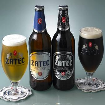 Zatec tjeckisk öl