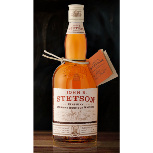 Stetson Kentucky Straight Bourbon Whiskey