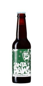 Santa Paws flaska
